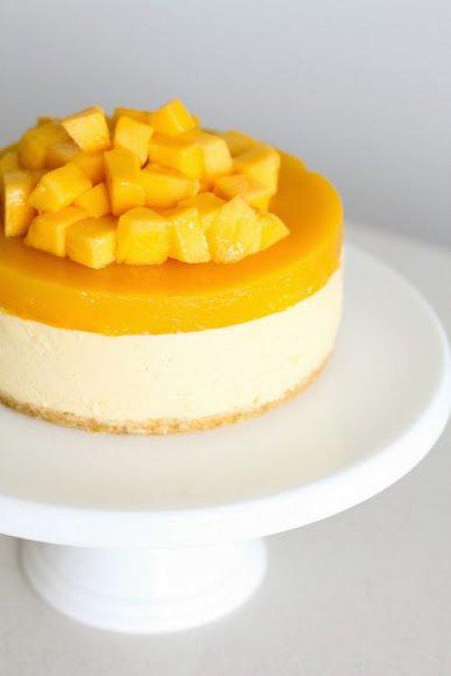 tarta de queso fria facil sin horno